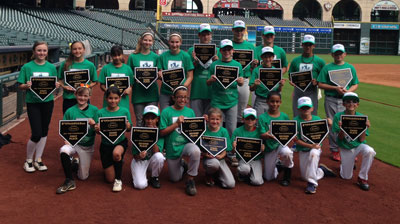 Pitch, Hit & Run finalists compete at Minute Maid