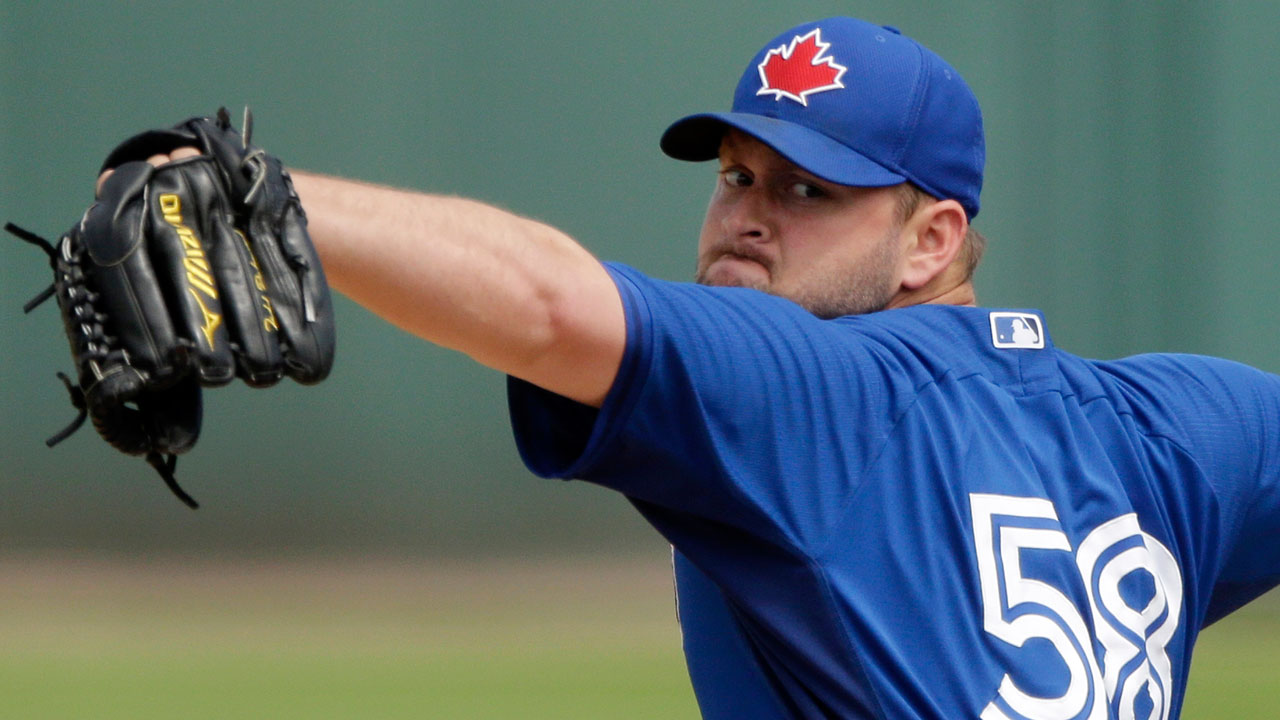 Glenn's home run pushes Blue Jays past Tigers in 10