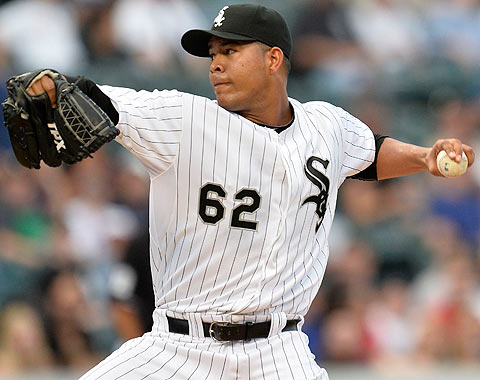 Quintana estuvo casi intocable en victoria vs. Boston