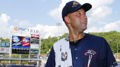 Anticipation mounts as Jeter nears return