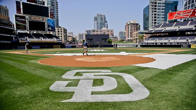Padres to welcome Mexico City for