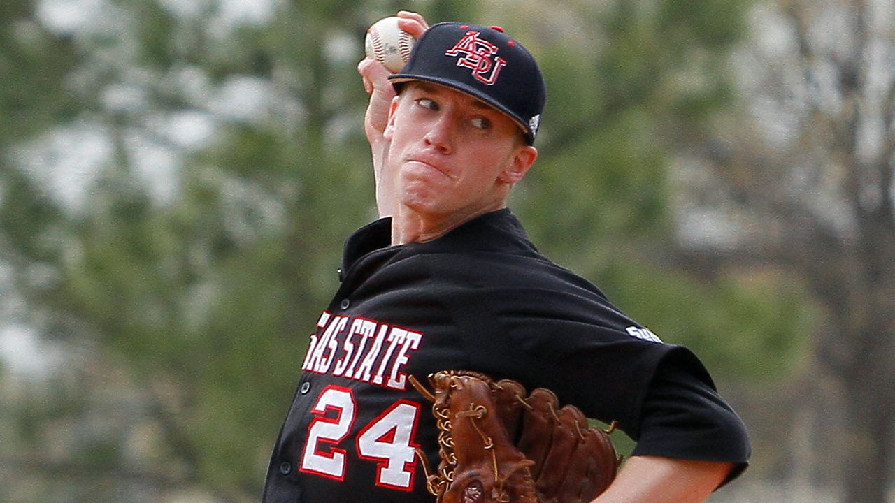 Rays close Day 2 with college righty Wallace