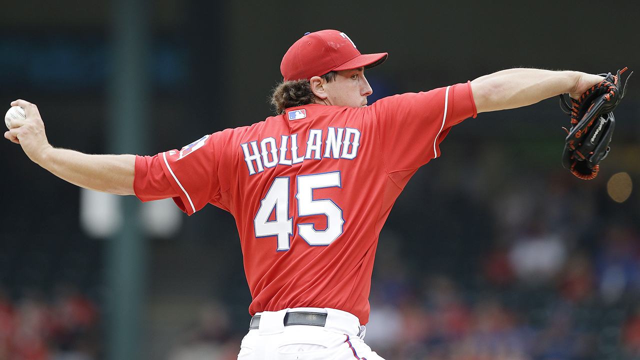 Holland in limbo regarding rehab assignment