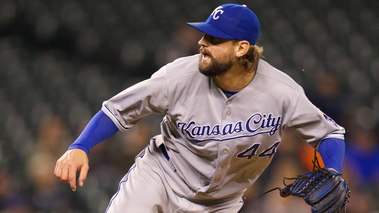 Hochevar undergoes Tommy John surgery