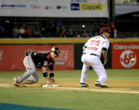LMP: Rivera lanza joya en victoria de los Naranjeros