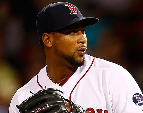 Los Rojos adquieren a Beato en waivers de Boston