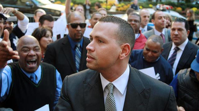 A-Rod denies report of failed stimulants test in '06