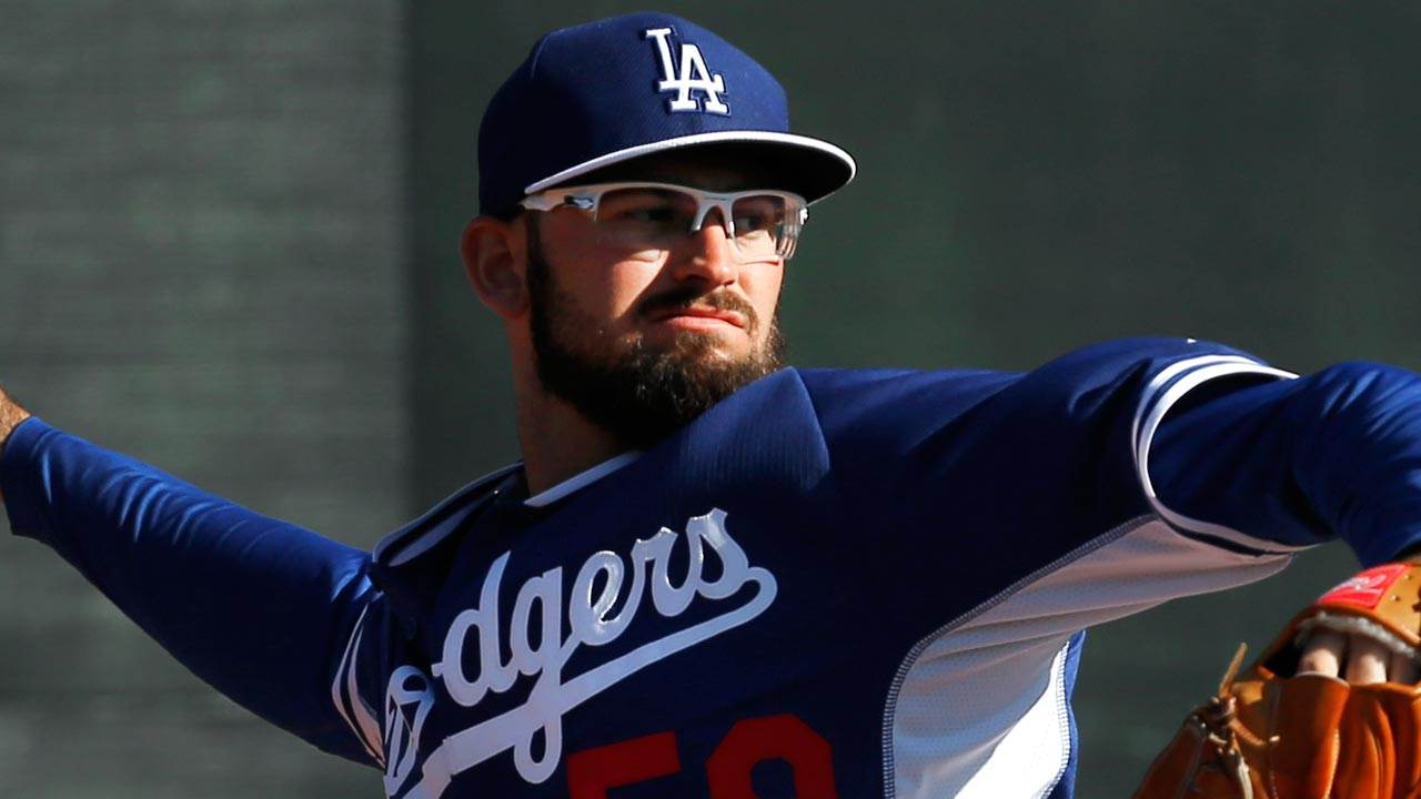 Fife among first round of cuts by Dodgers