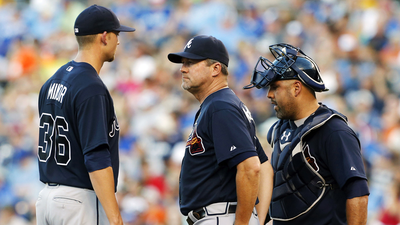 McDowell could ride trend to managerial job