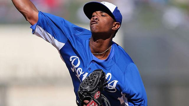 Ventura making debut in midst of playoff race