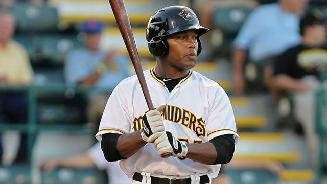 Pirates mourn passing of 24-year-old outfielder
