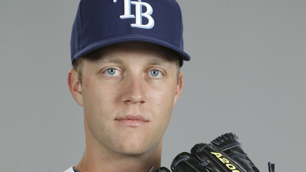 Boxberger gives Rays fresh arm in bullpen
