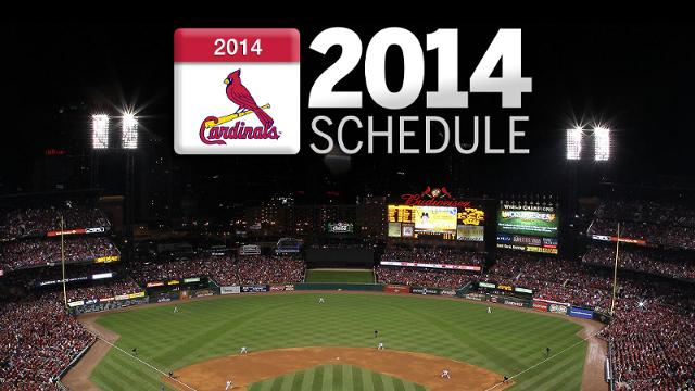 Cards to host rare visits from Red Sox, Yanks in 2014