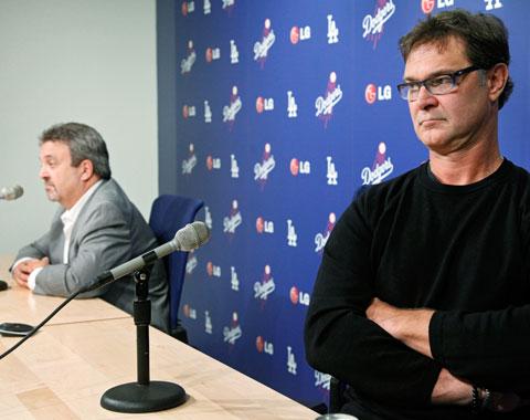 Mattingly aún no sabe si regresará con Dodgers