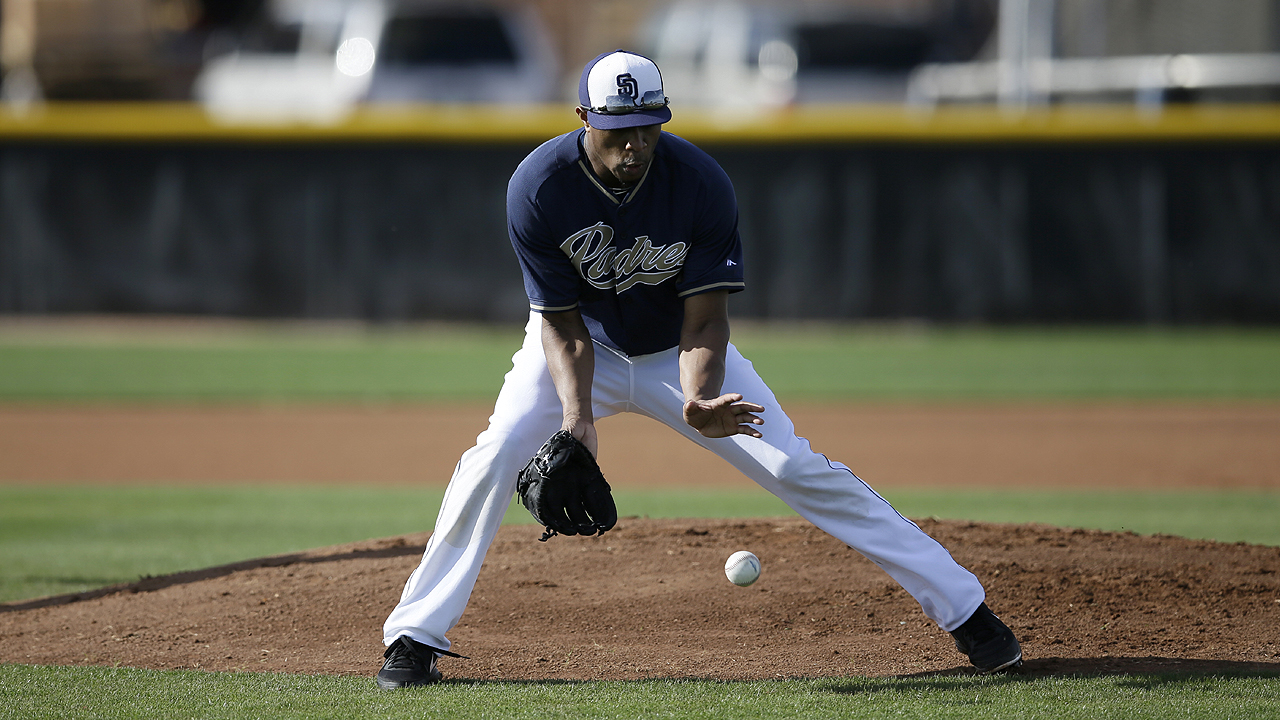 Padres narrow Opening Day roster choices
