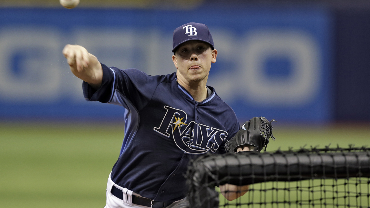 Hellickson set to start Tuesday in return to Rays