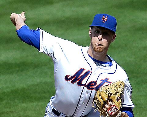 Zack Wheeler debutaría por los Mets el 18 de junio