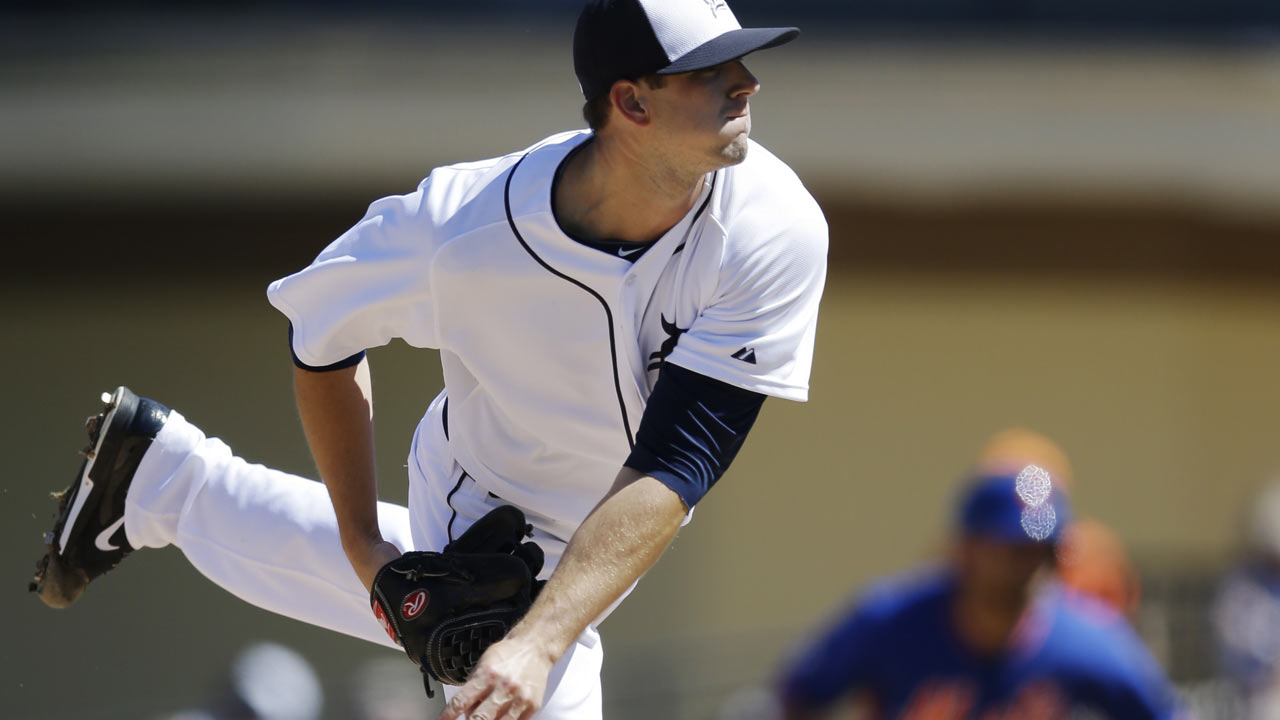 Smyly impressive in Tigers' loss to Mets