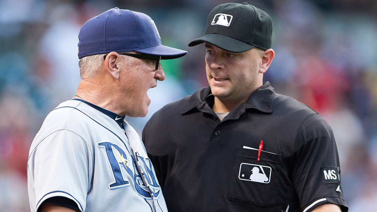 All-Star Game umpires have Arizona Fall League ties