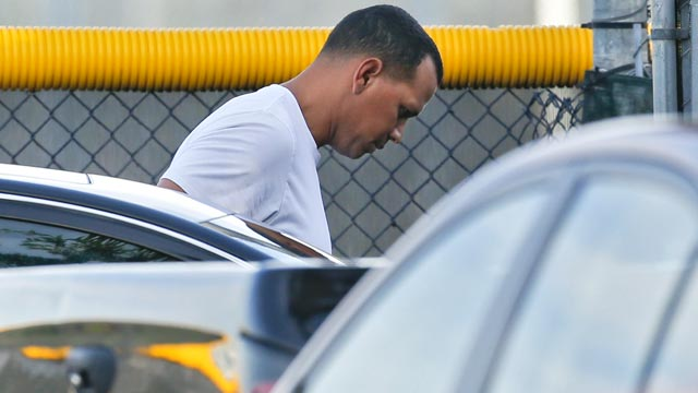 MLB said to cut off negotiations with A-Rod