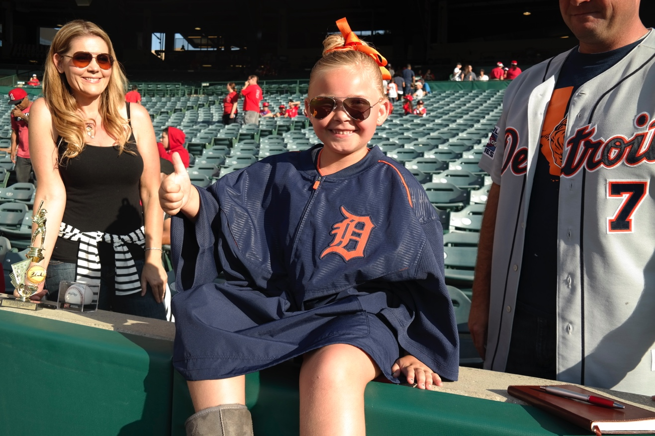 Tigers fan Joba