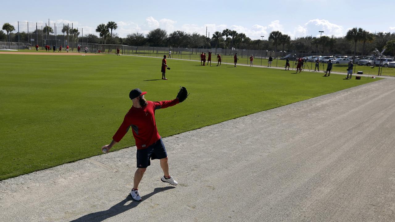 AFL stint in '07 pivotal in Motte's development