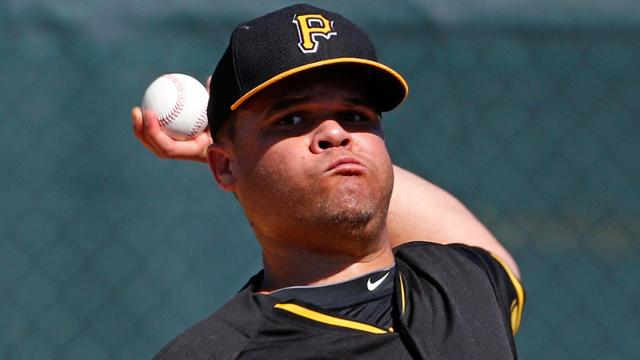 Wandy, Marte and Tabata homer as Bucs rout Jays