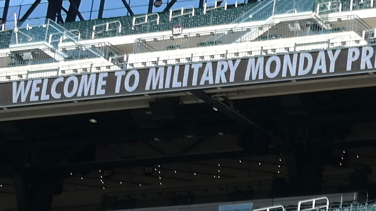 Mets launch Military Monday at Citi Field