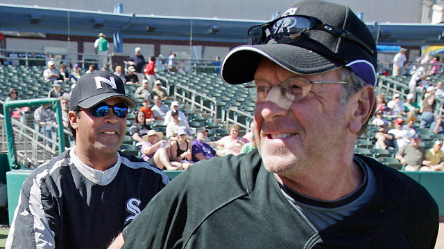Fifty-year baseball vet lends experience to Rockies