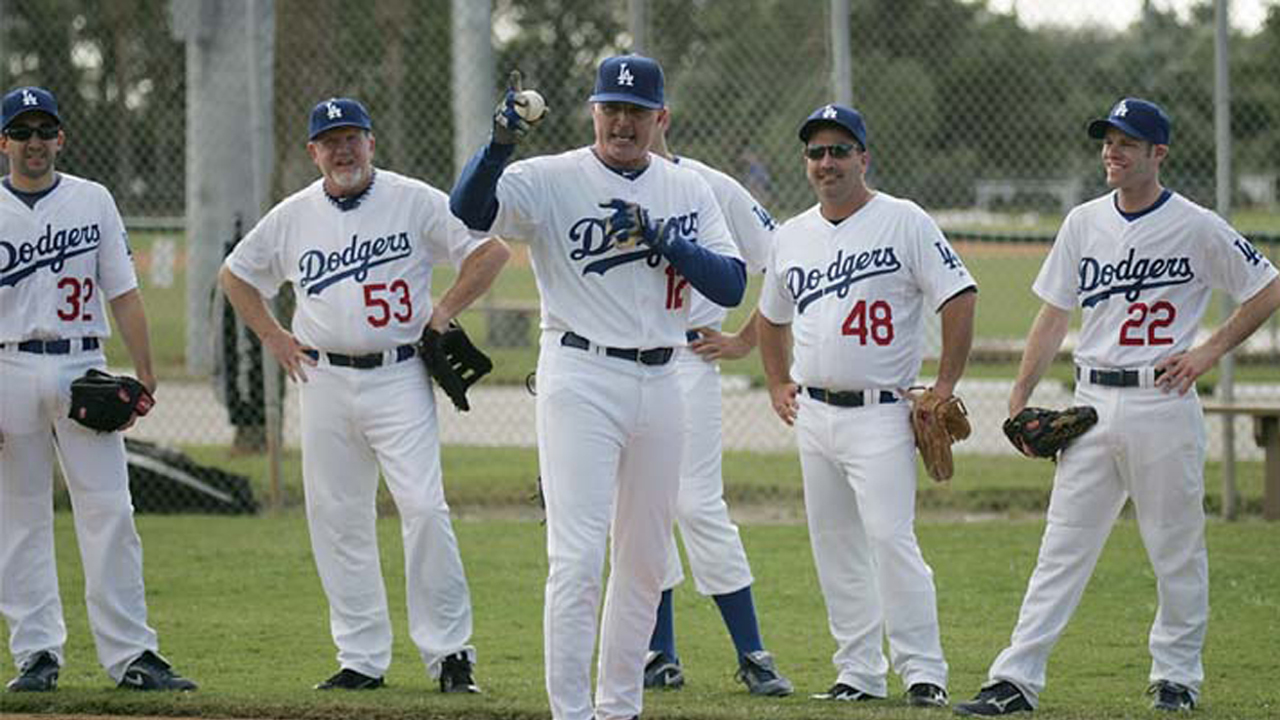 Fantasy Camp returns to Dodgertown in November
