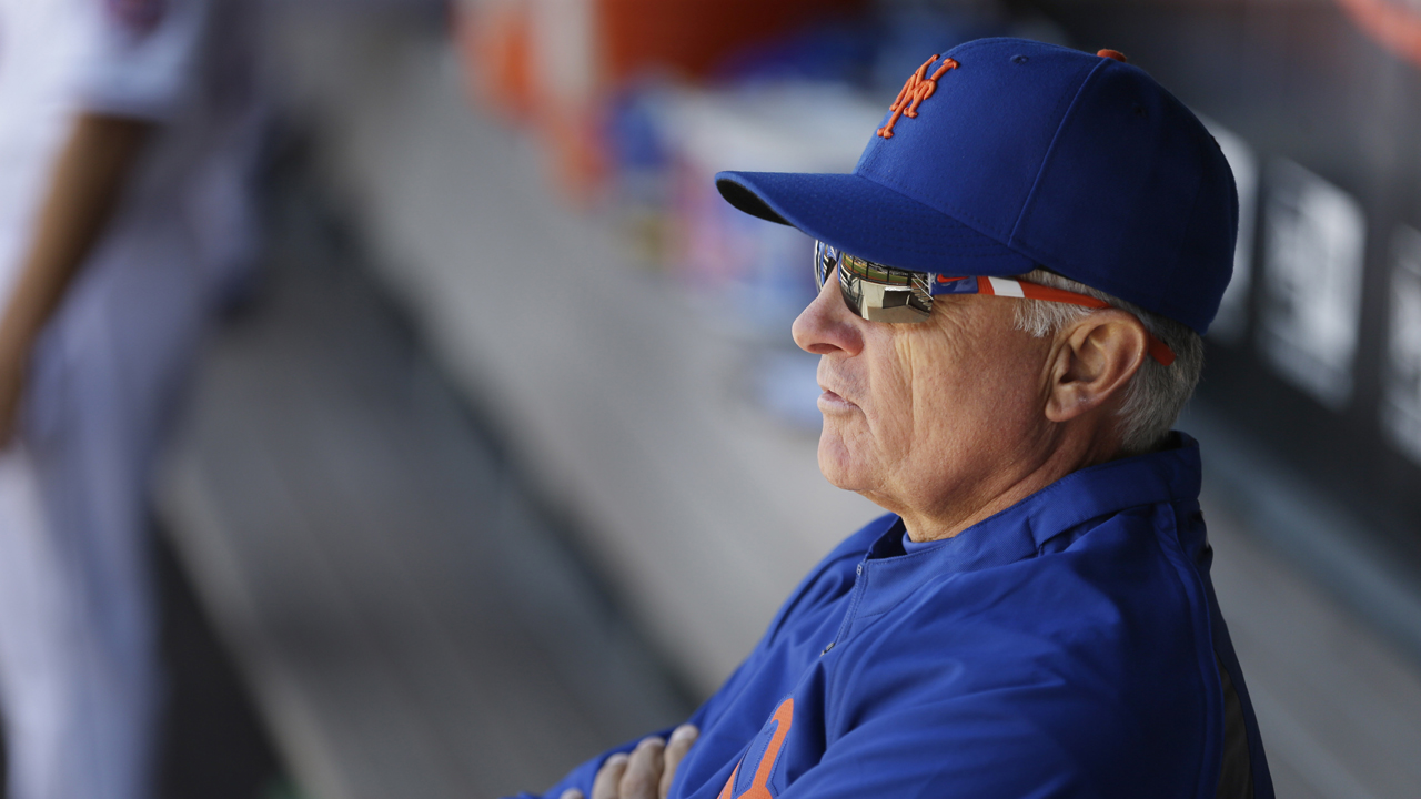 Mets trying to outrun power shortcomings