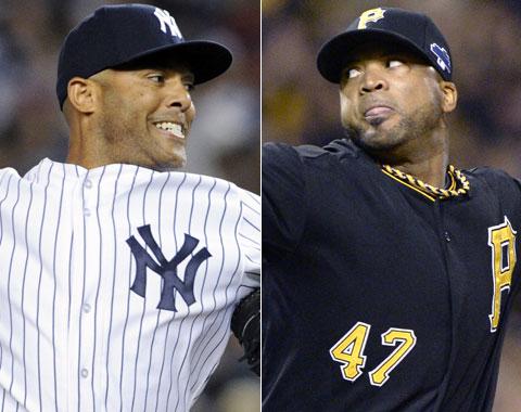 Rivera y Liriano son Regresos del Año del 2013