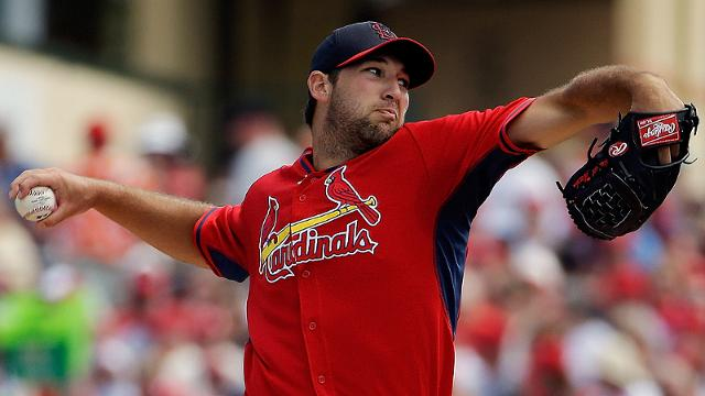 Wacha starts off strong as Cardinals tie up Nationals