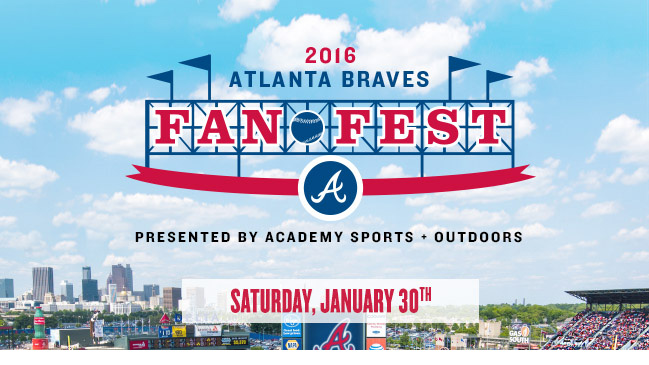 Atlanta Braves FanFest presented by Academy Sports + Outdoors