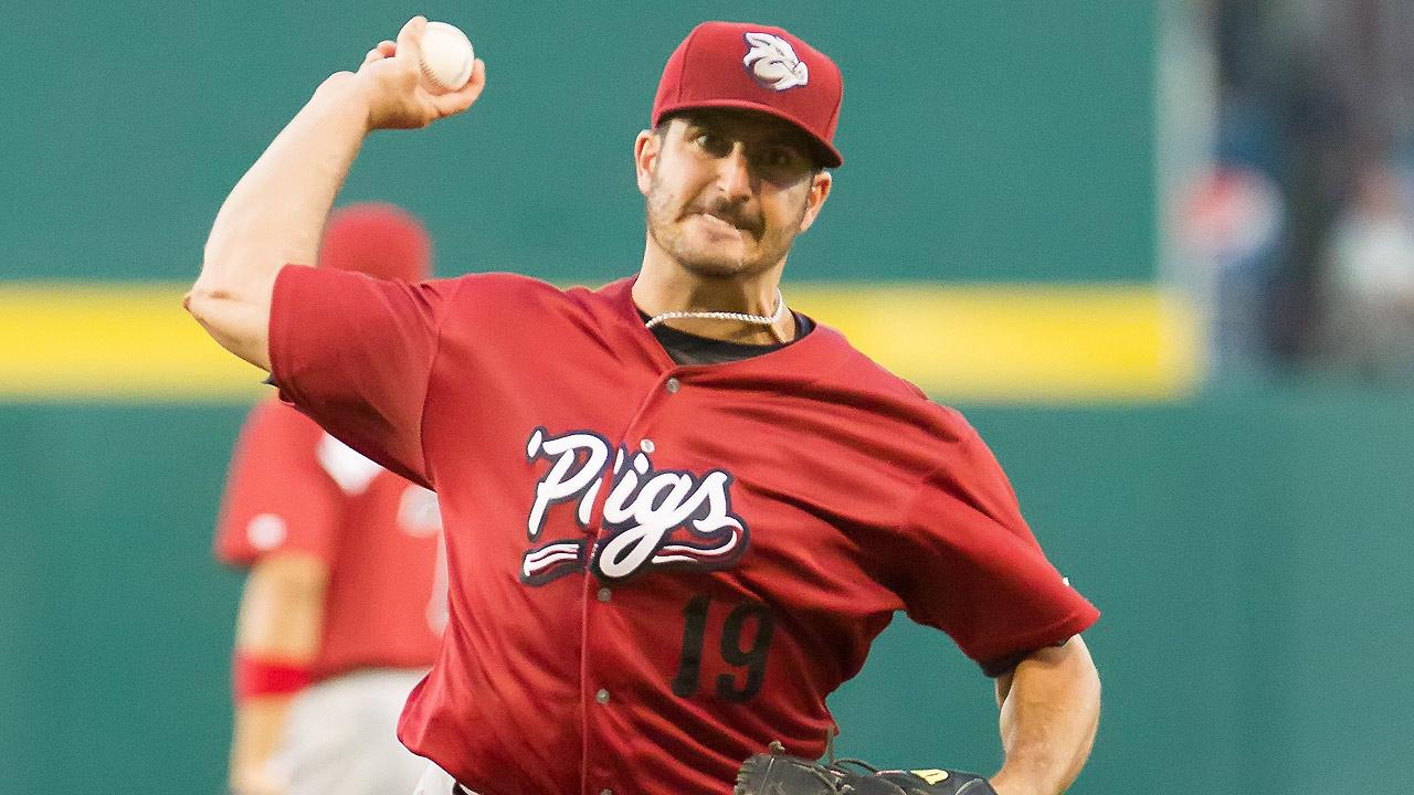 Phillies release veteran right-hander Marquis