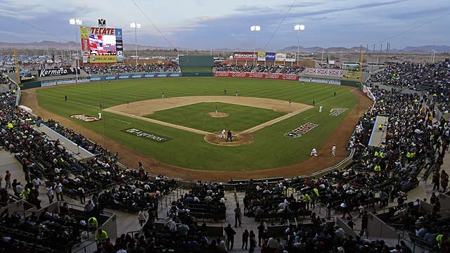 New park shines as Caribbean Series opens in Mexico