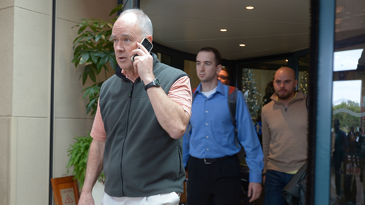 Alderson anticipates quiet Trade Deadline