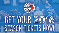 Get your 2016 Season Tickets now