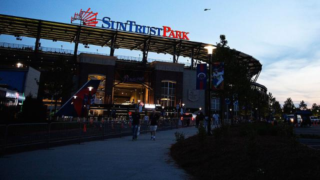 SunTrust Park is the Braves' third home in Atlanta since the club moved from Milwaukee in 1966. (AP)
