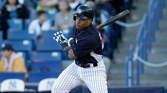Cano, Francisco pace Yankees' offense in victory