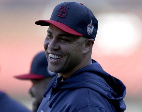 Carlos Beltrán pacta por tres años con los Yankees