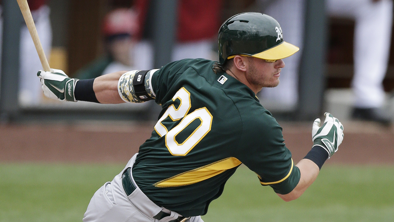 Donaldson delivers first homer of spring in tie