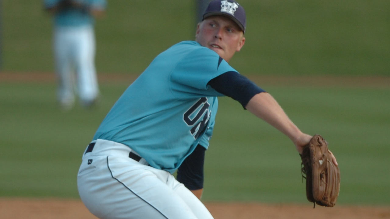 Mets end Day 2 of Draft with college hurler