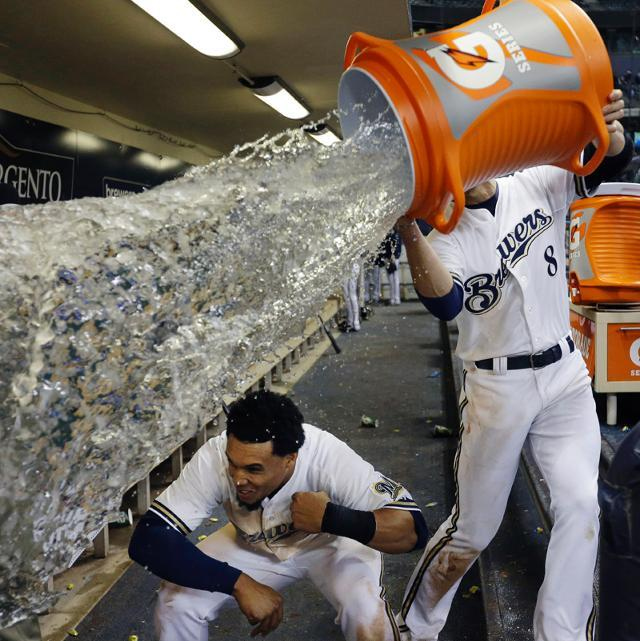 Mike Fiers Yankees: Carlos Gomez, Who May Be Some Magical Superhero, Was