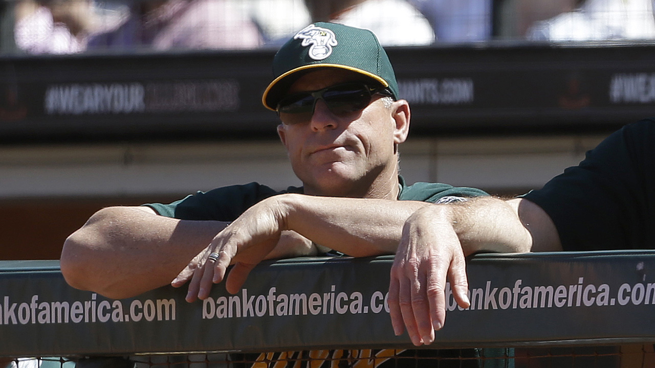 Hale to remain part of A's coaching staff