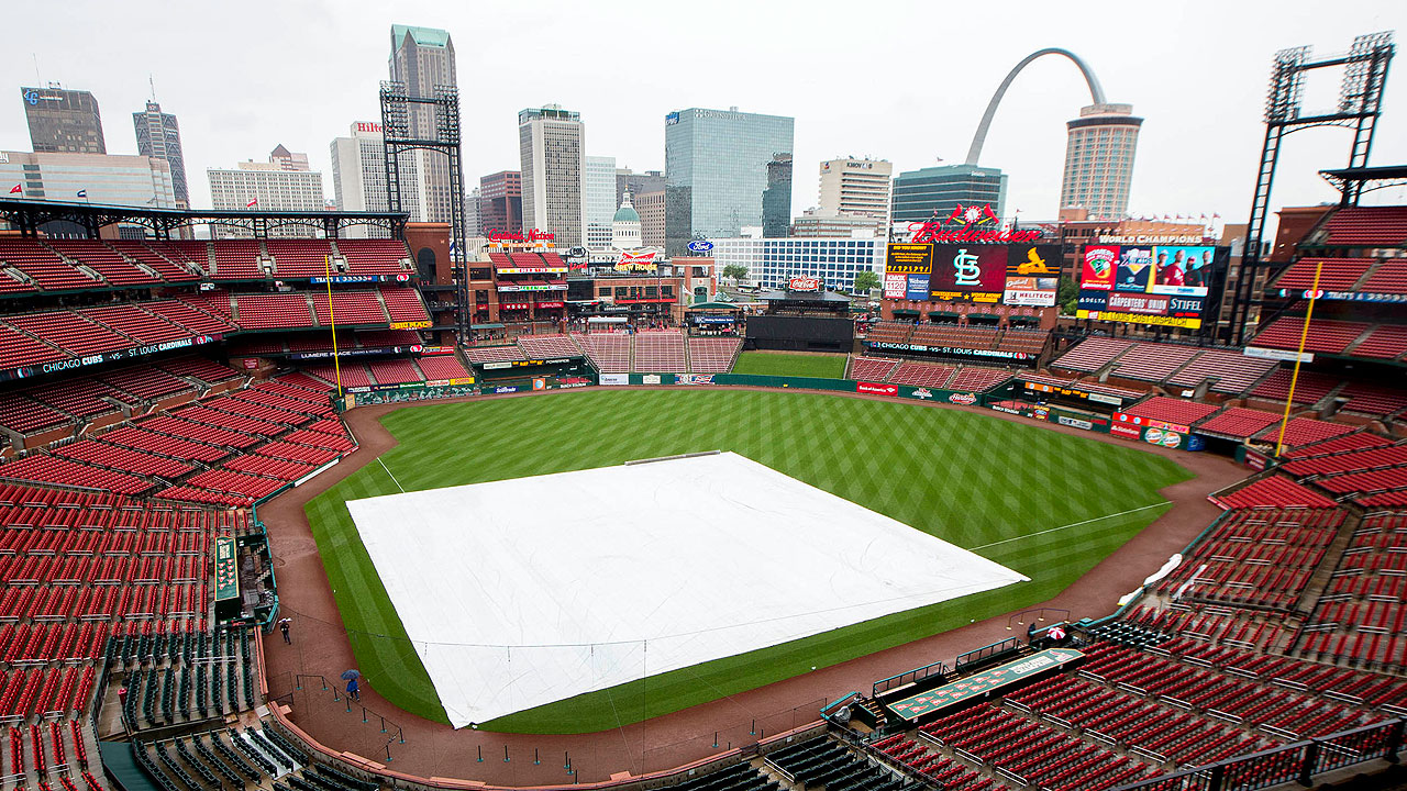 Weather postpones Cubs-Cardinals game