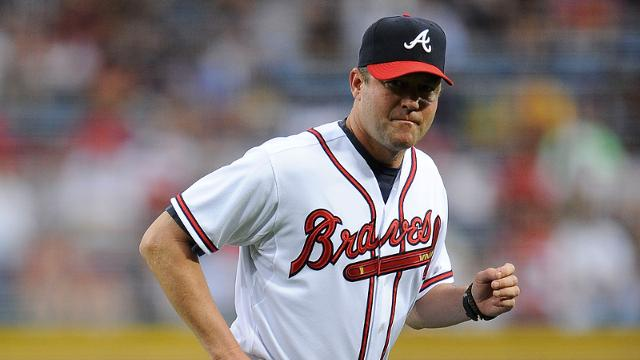 McDowell to stay with Braves as pitching coach
