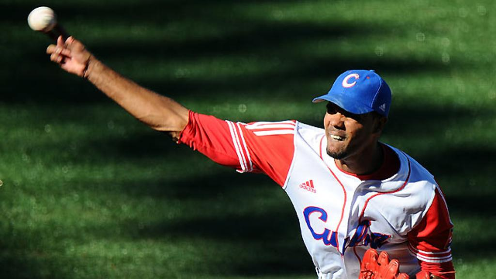 Source: Dodgers not interested in Cuban Gonzalez