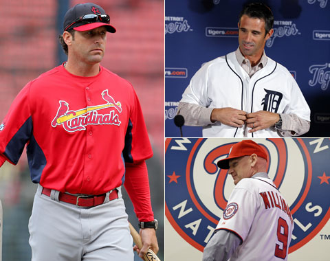 Ausmus y Williams le deben bastante a Matheny
