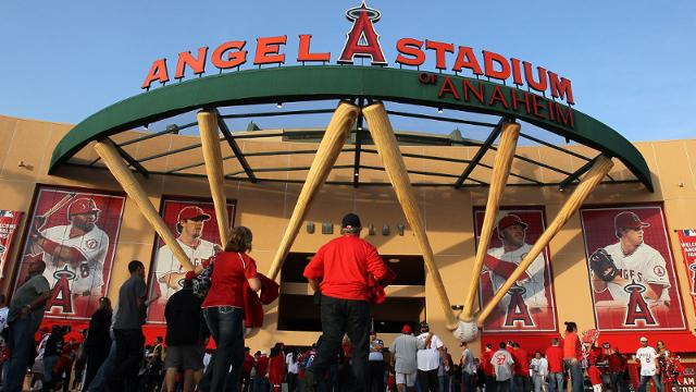 Angels partner for ACT initiative in Anaheim